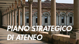 banner del piano strategico